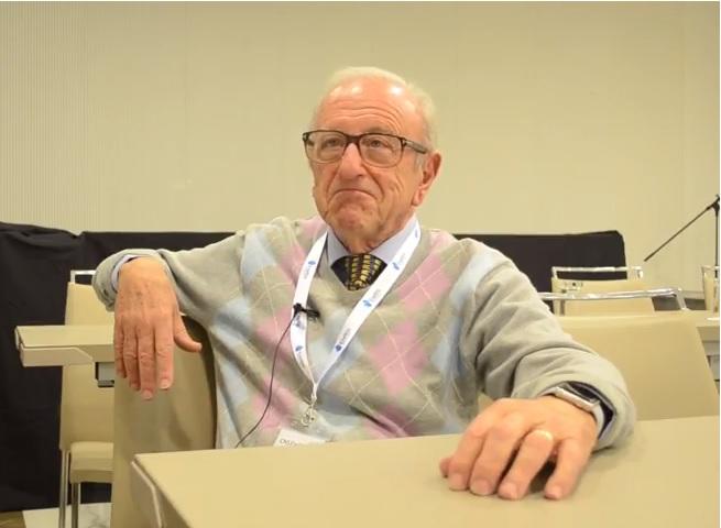 Joaquin Fuster, Neurocientifico y Profesor de Psiquiatria en la Universidad de Medicina, en Los Angeles (CA)